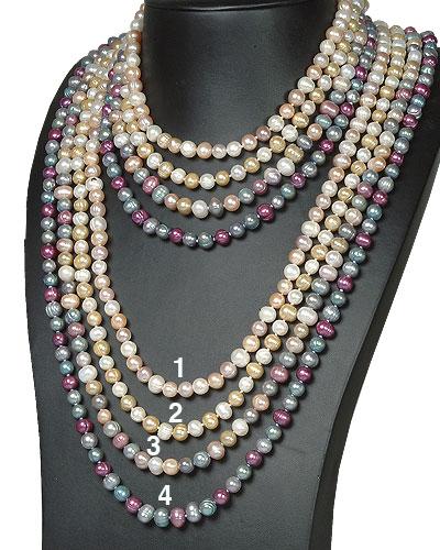 Más imágenes Collares de perlas